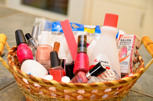 Inexpensive Wedding Gift Basket Ideas : Mothers Day Gifts...Inexpensive but Fabulous Ideas 719Woman.com