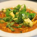 Pumpkin Tortilla Soup – Vegan, Gluten-Free & Serves 6 for Less Than $10 (Oh, And It's Delicious!)