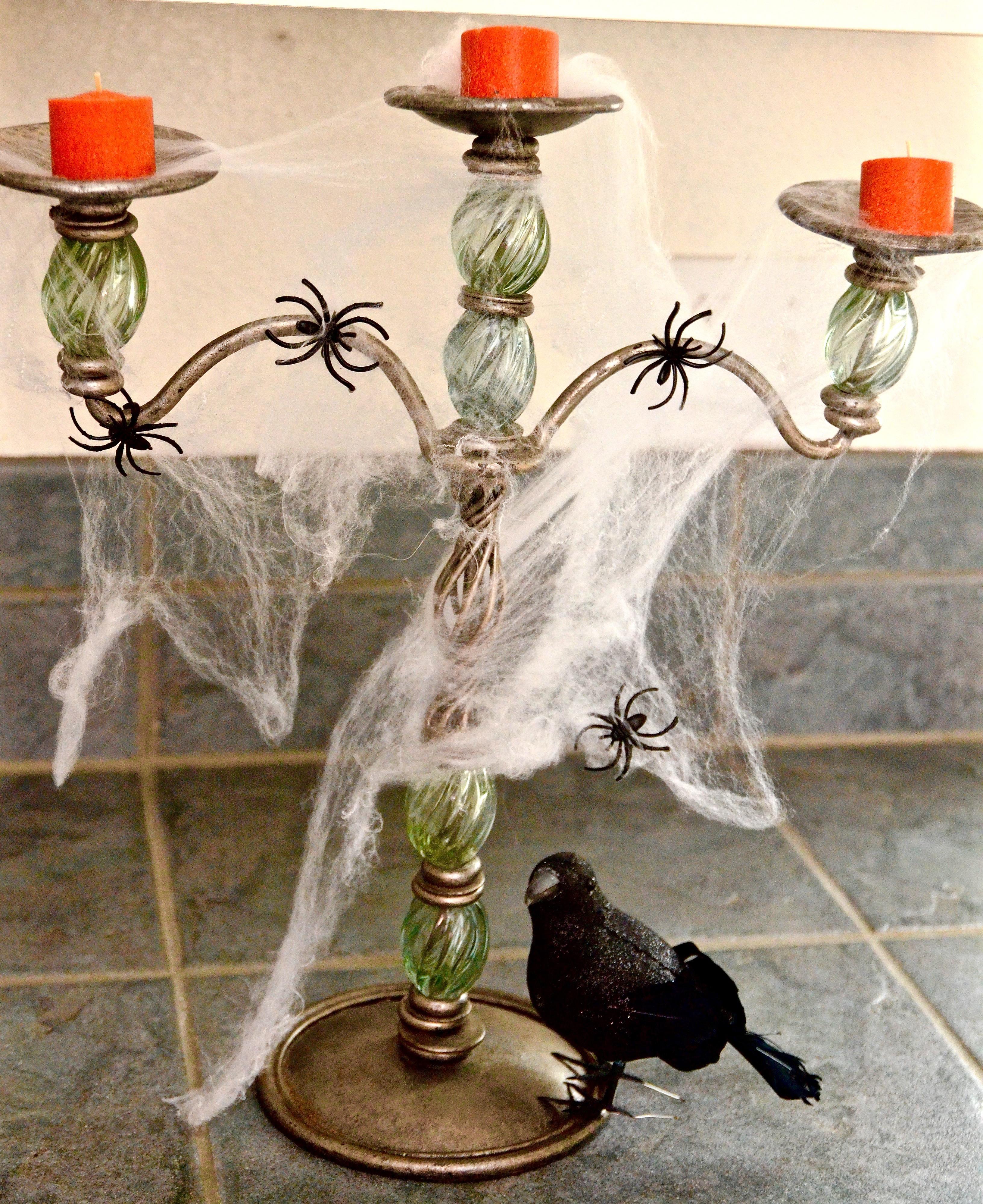 Spooky Halloween Décor…Easy & Cheap DIY Projects