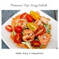 """Parmesan """"Cup"""" Easy Salads…Delish, Easy & Inexpensive"""